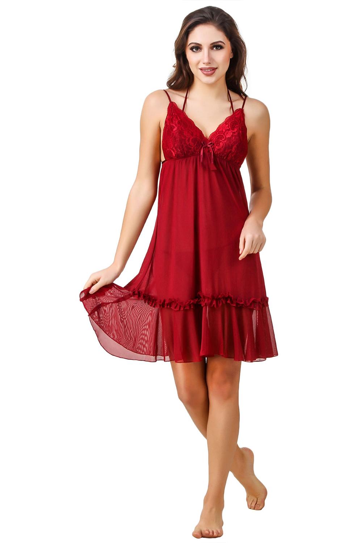 45eb3e5df Buy Babydoll Dress Online India